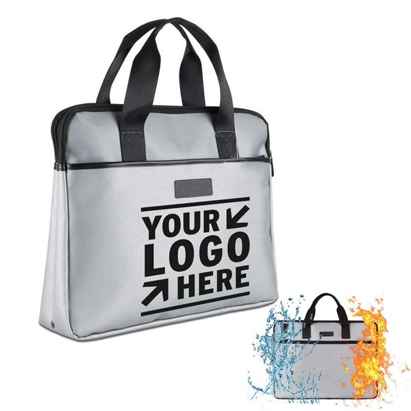 Fireproof Office Document Handbag
