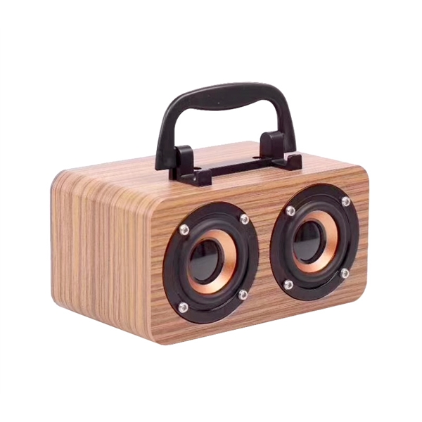 Retro Bluetooth Speaker