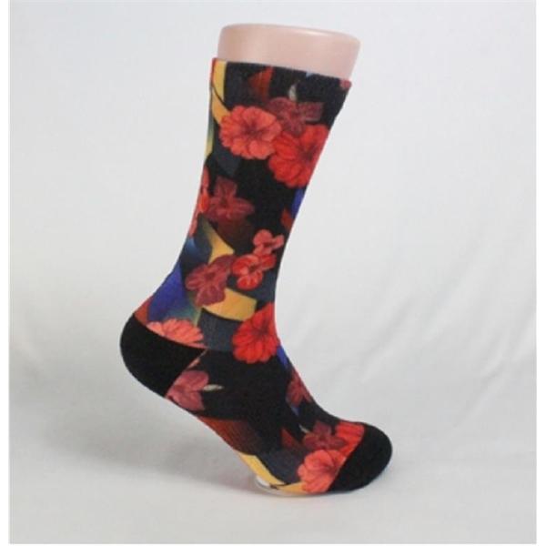 Luxury 360 Seamless DTG Full Color Business Dress Socks