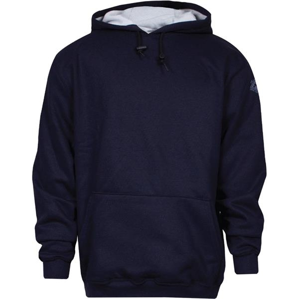Hooded Pullover Insulated Sweatshirt