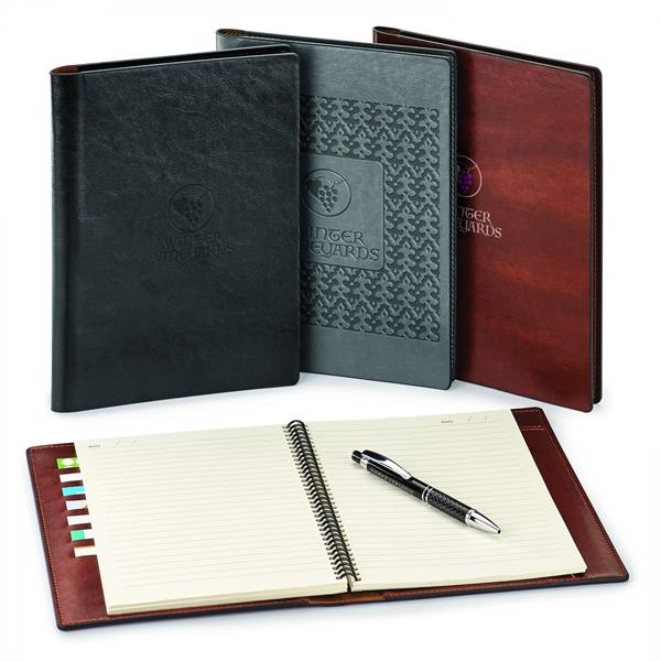 FABRIZIO PADFOLIO & REFILLABLE ECO NOTEBOOK