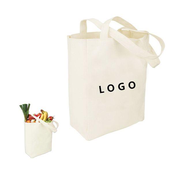 Promotional Cotton Canvas Tote Bag