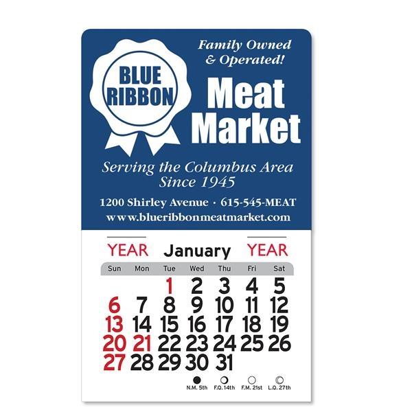 Billboard Peel-N-Stick® Calendar