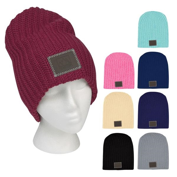 Grace Collection Slouch Beanie