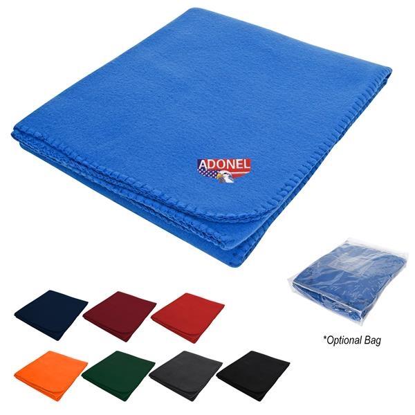 Filmore Fleece Blanket