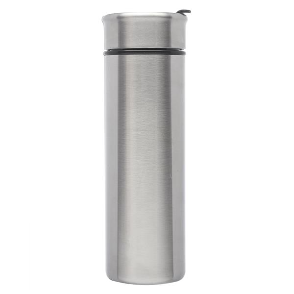 14 oz. Fritz Stainless Steel Travel Mug