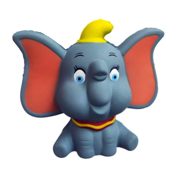 Big ear elephant PU foamed toys