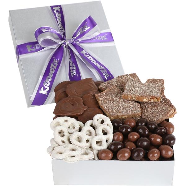 16oz Nut and Chocolate Gift Box