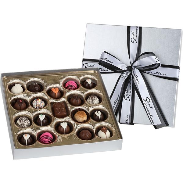 16oz Assorted Truffle Gift Box