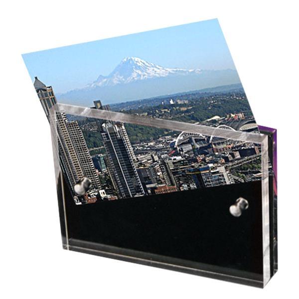 Desk Plaque Picture Frames (20 Square Inches)