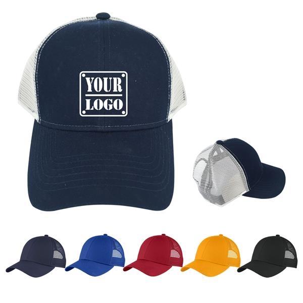 Trucker Mesh Cap Hat