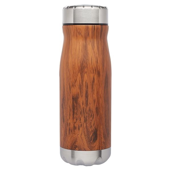 18 oz. Full Wrap Stratton Vacuum Insulated Water Bottle