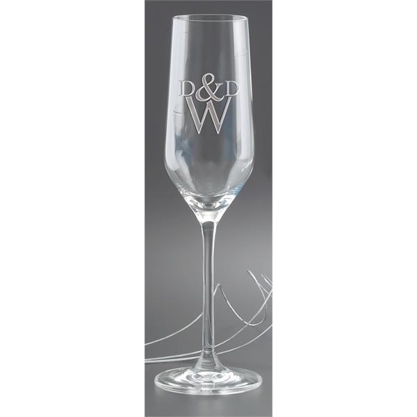Rona Flute Glass