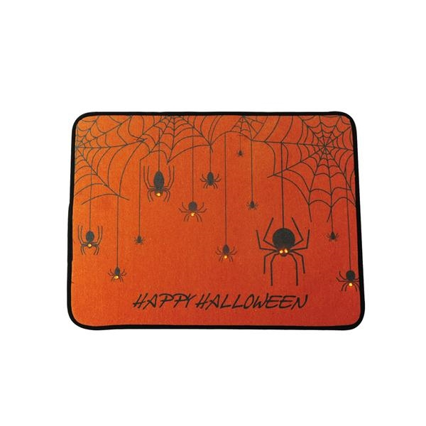 Christmas/Halloween Door Mat with flashing LED and Music