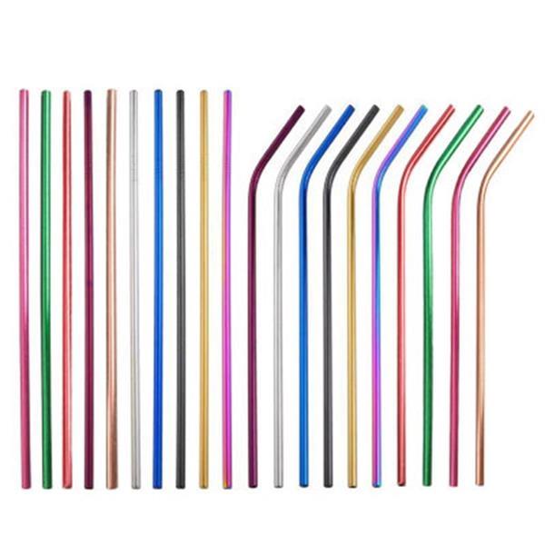 Resuable Stainless Steel Straw Set