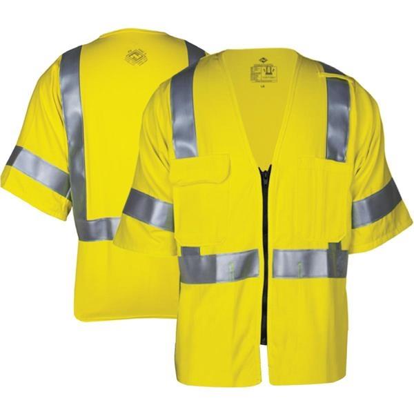 VIZABLE® FR DELUXE CLASS 3 Road Vest