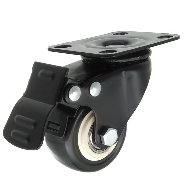Industrial Swivel Caster Wheels with Top Plate