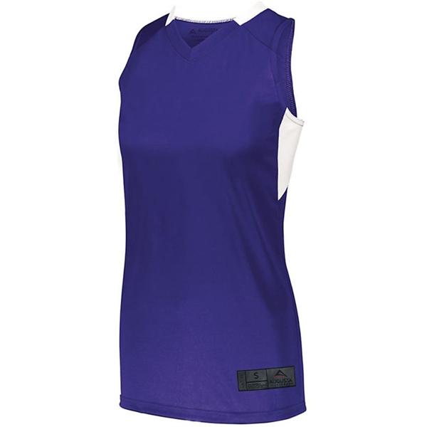 Augusta Sportswear Women's Step-Back Basketball Jersey