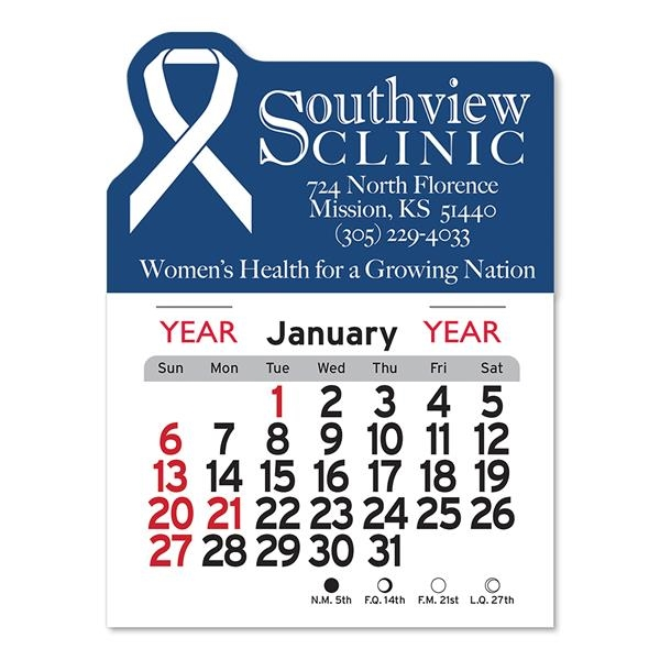 Remembrance Ribbon Peel-N-Stick® Calendar