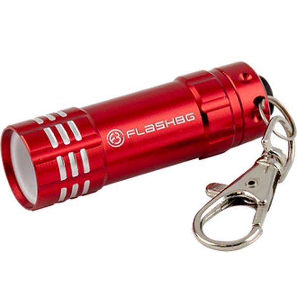 Mini LED Flashlight Keychain