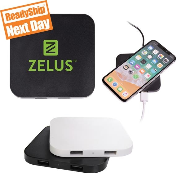 Qi Quad Wireless Charger