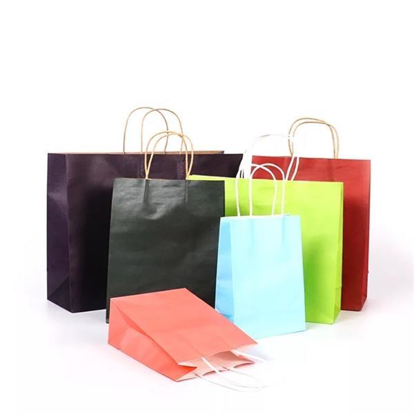 Small MOQ Craft Paper Bag