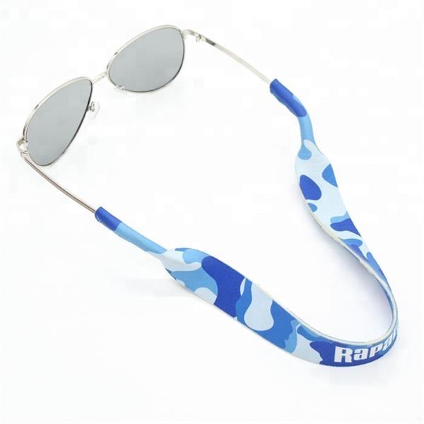 Full color eyeglass retainer stretchy Elastic eyewear holder