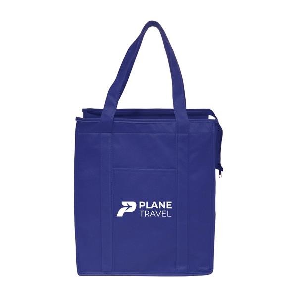 STAY-COOL Non-Woven Insulated Tote Bags