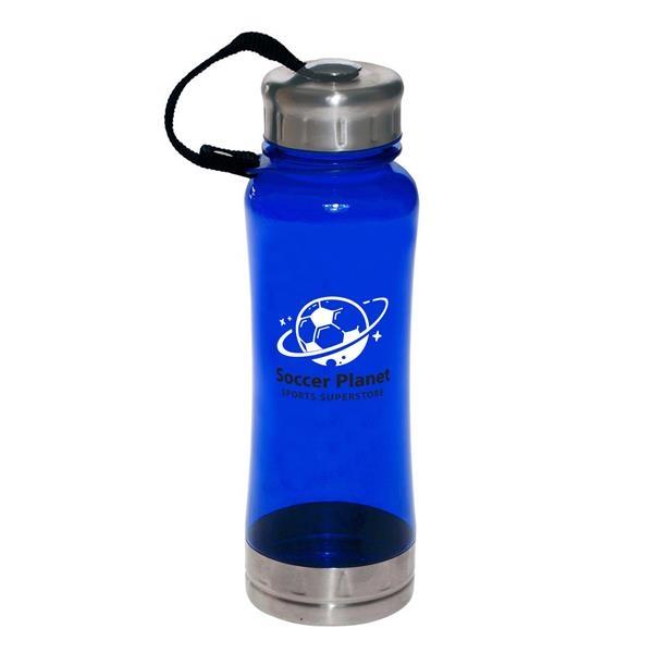 23 oz. TWIST Sports Bottles with Twist Lid