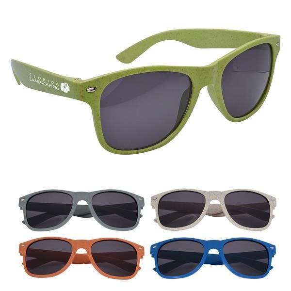Wheat Malibu Sunglasses
