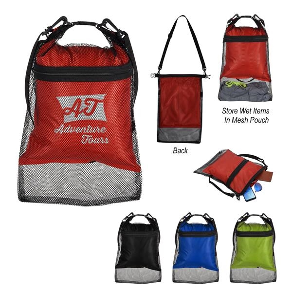 Double Duty Mesh & Dry Bag