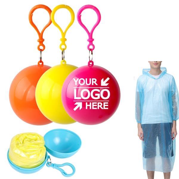 Disposable Raincoat Ball