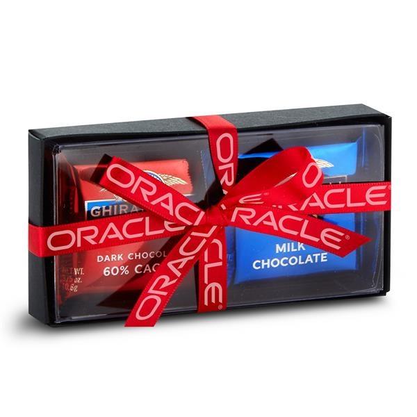 4 Piece Ghirardelli® Square Gift Box