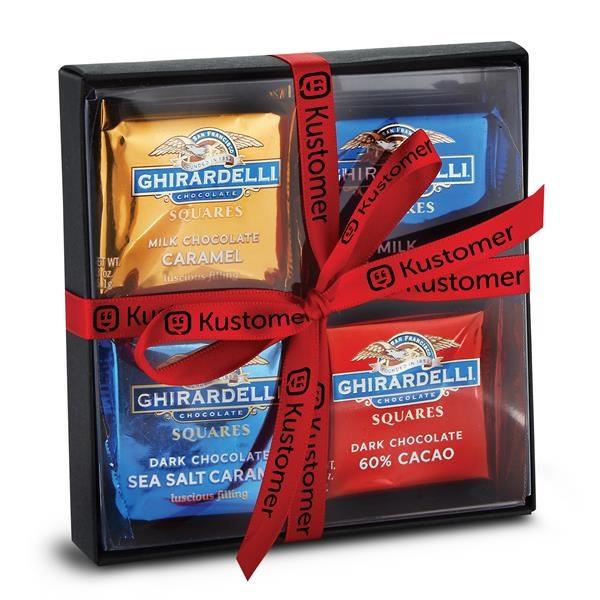 8 Piece Ghirardelli® Square Gift Box