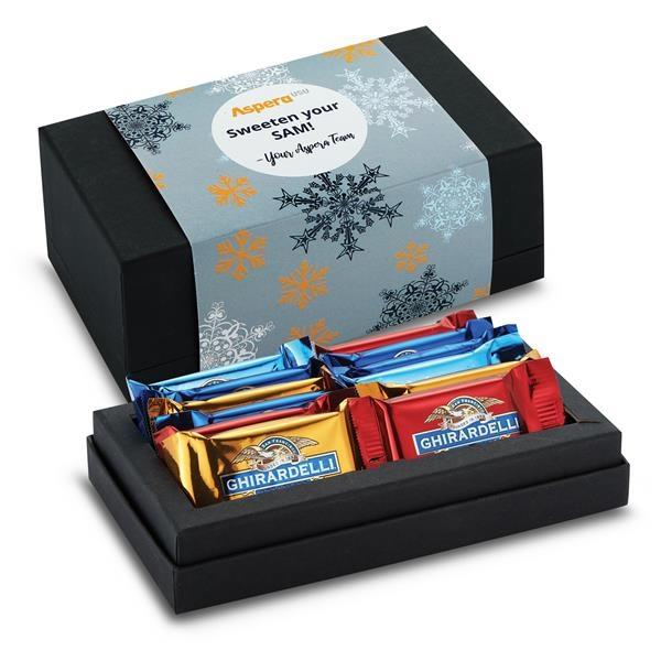 14 Piece Ghirardelli® Square Gift Box