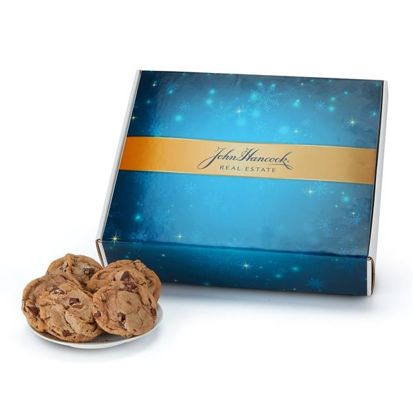 Large Mailer Box of 36 Chocolate Chip Cookies