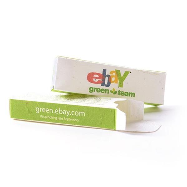 Small Seed Paper USB Box
