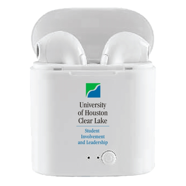 Wireless Bluetooth Stereo Earbuds with Charging Box
