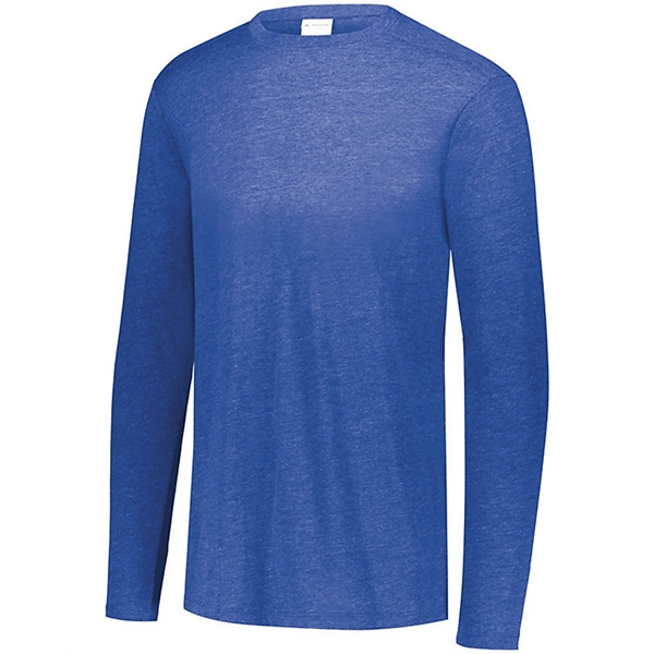 Augusta Sportswear Youth Triblend Long Sleeve T-Shirt