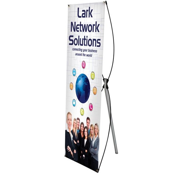 "Euro-X Banner Display Kit (23.5"" x 70"")"