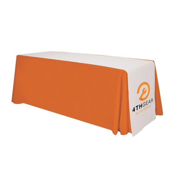 """125"""" Lateral Table Runner (Imprinted Sides)"""