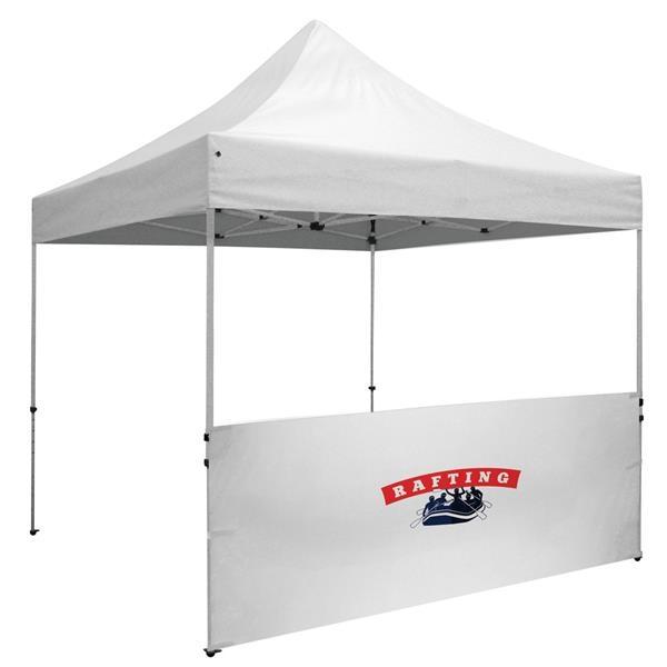 Premium 10' Tent Half Wall Kit (Full-Color Imprint)
