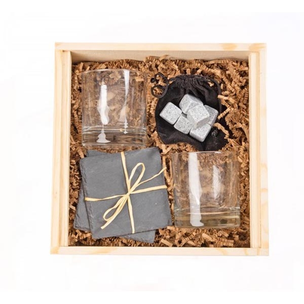 The On The Rocks Gift Set
