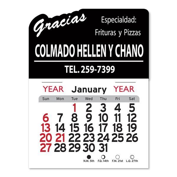 Gracias Peel-N-Stick® Calendar