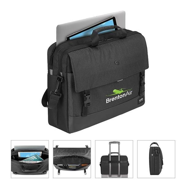 Solo® Notch Briefcase