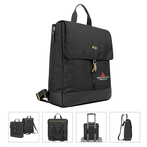 Solo® Austin Hybrid Backpack Tote