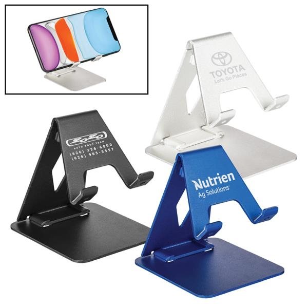 Aluminum Phone Holder and Tablet Stand