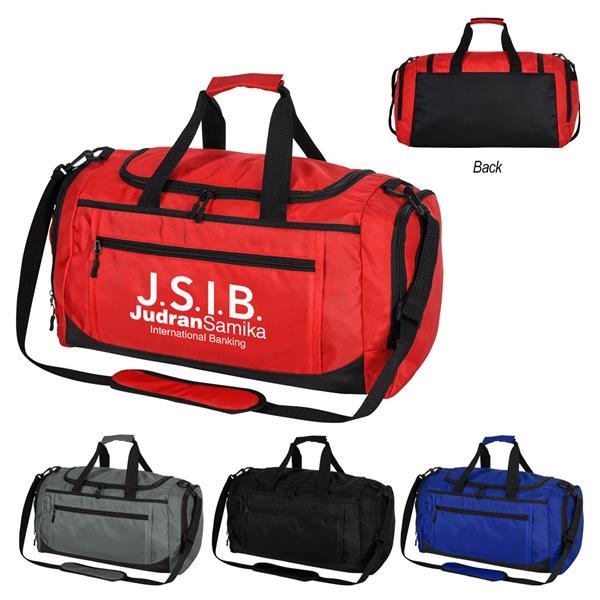 Training Day Duffel Bag