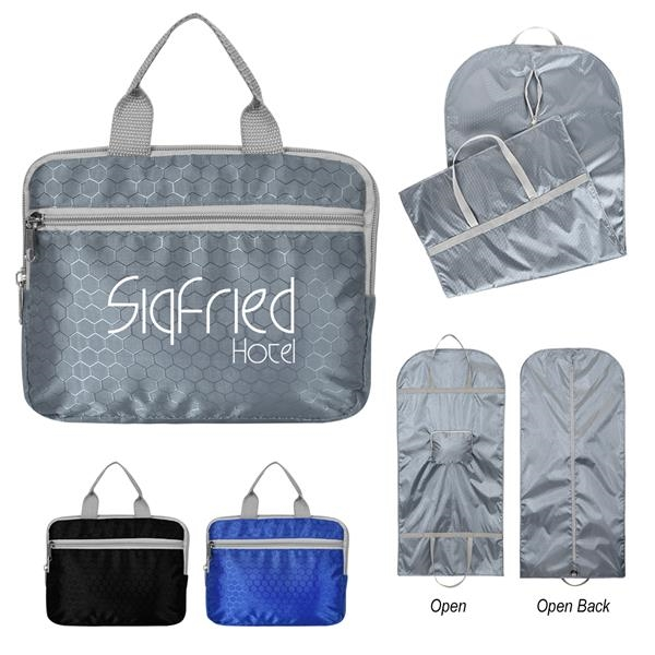 Frequent Flyer Foldable Garment Bag