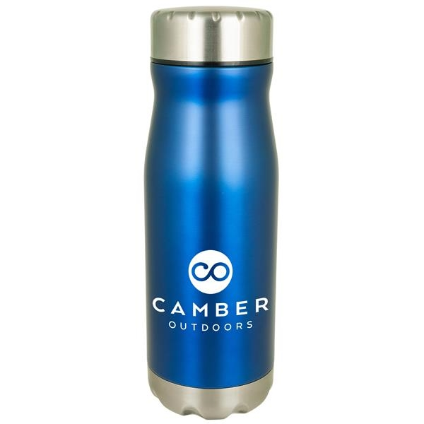 18oz Monarch Double Walled Stainless Water Bottle
